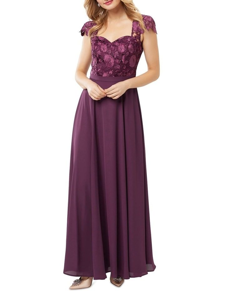 Romance Me Maxi Dress image 1
