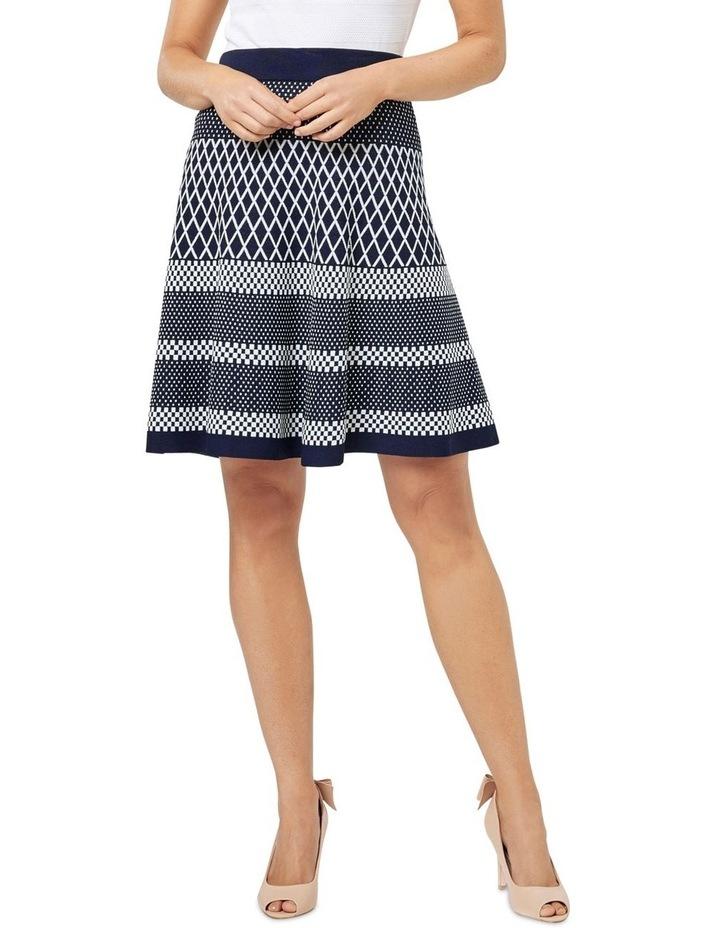 Cleo Knit Skirt image 1