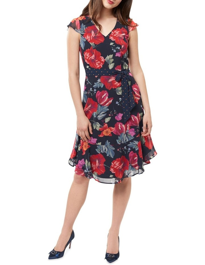 Heart Of Love Floral Dress image 1