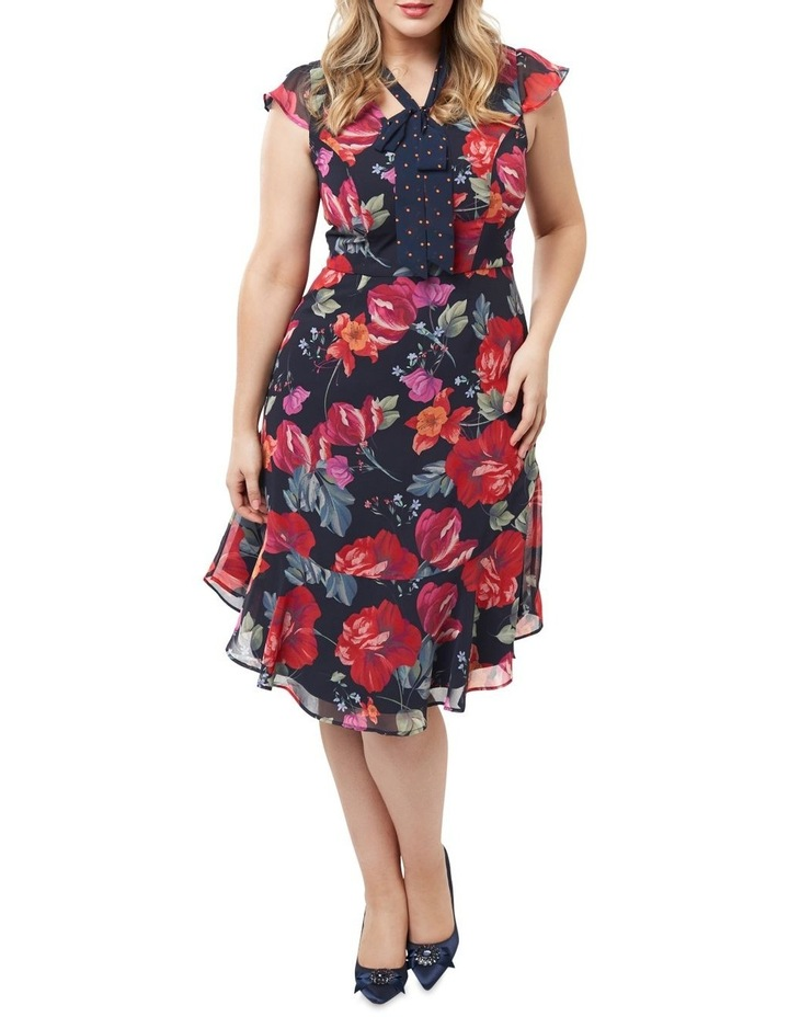 Heart Of Love Floral Dress image 5