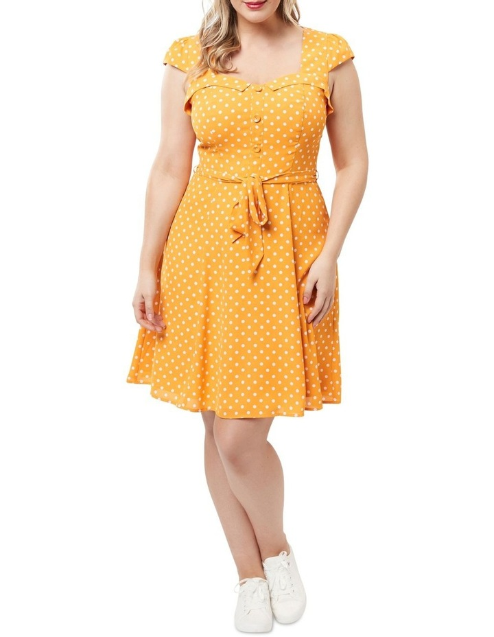 Cecelia Spot Dress image 4