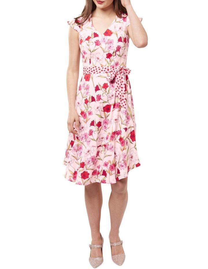 Love Lily Neck Tie Dress image 1