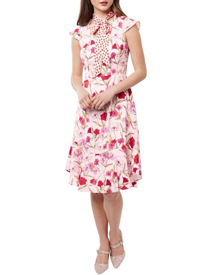 Love Lily Neck Tie Dress image 2