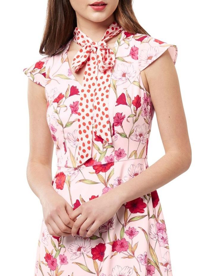Love Lily Neck Tie Dress image 4