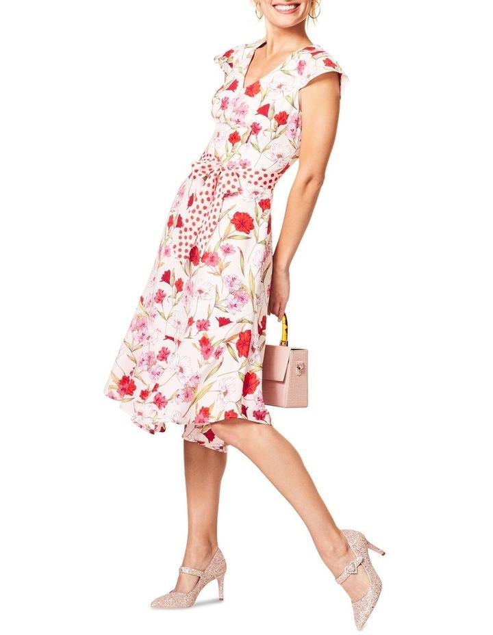 Love Lily Neck Tie Dress image 5
