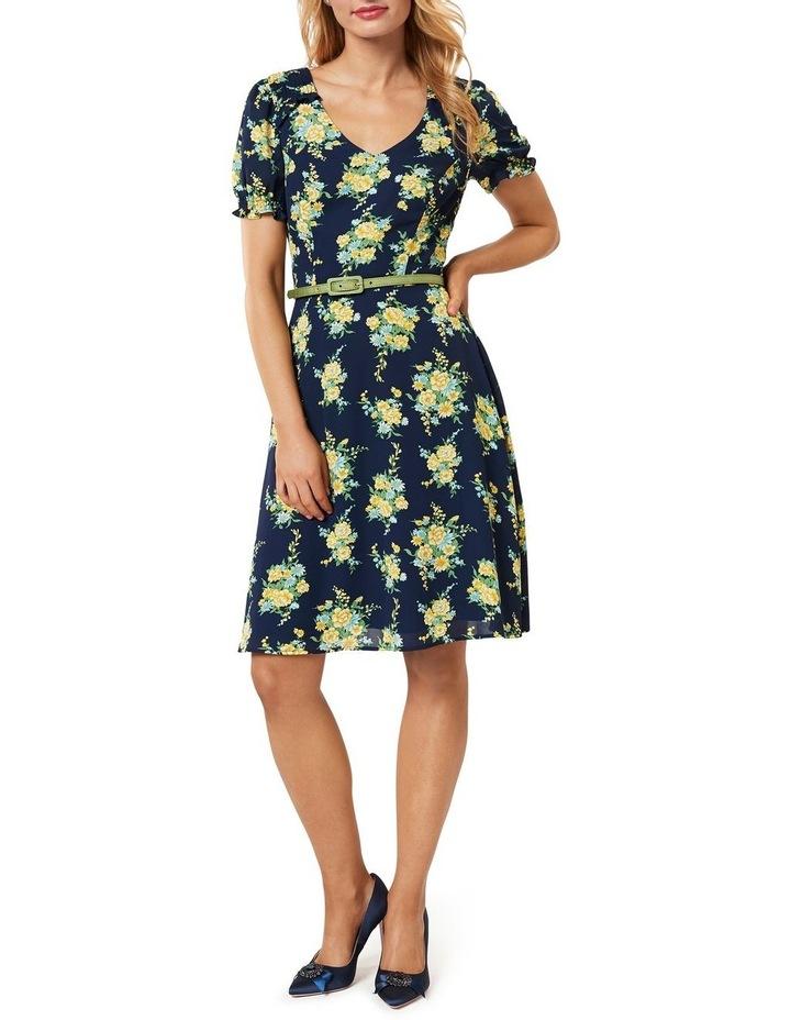 Farrah Floral Dress image 1