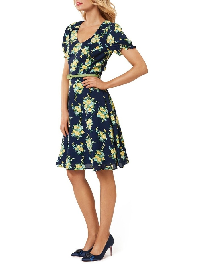 Farrah Floral Dress image 2