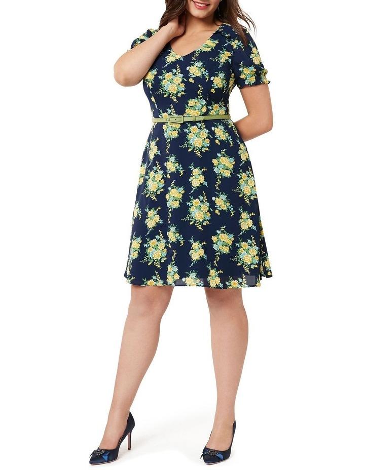 Farrah Floral Dress image 4