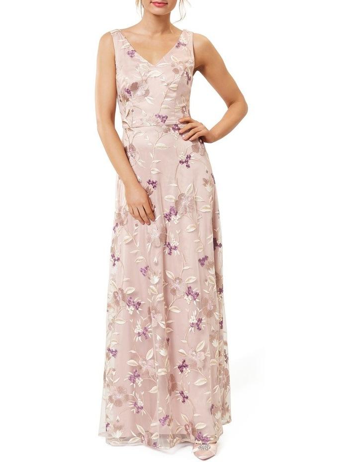 Bella Floral Maxi Dress image 1