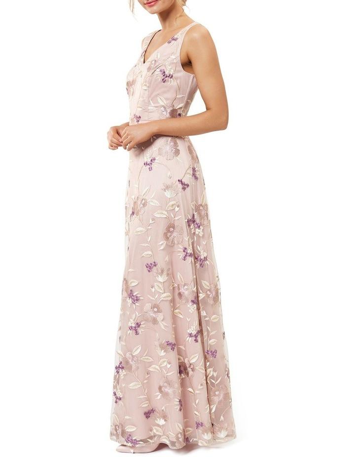 Bella Floral Maxi Dress image 2
