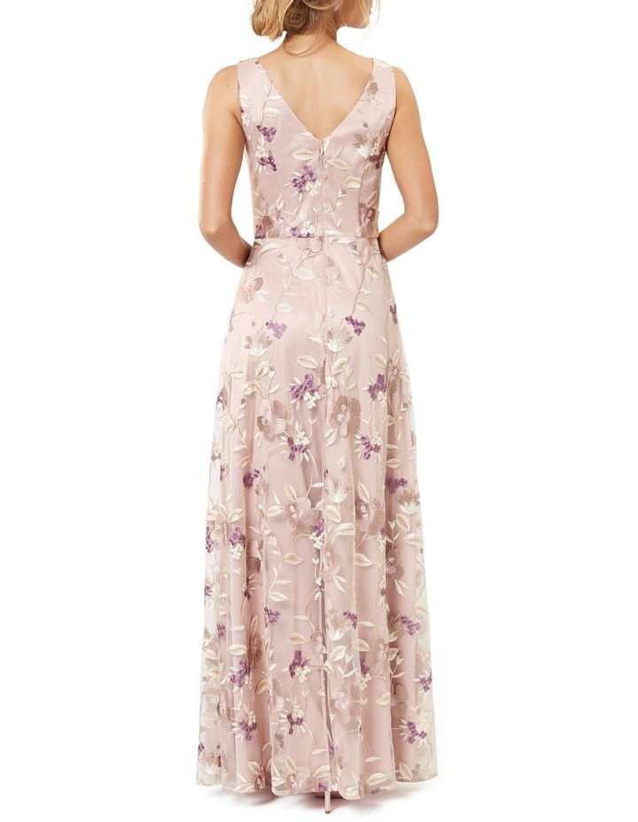 Bella Floral Maxi Dress image 3