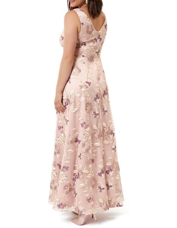 Bella Floral Maxi Dress image 5