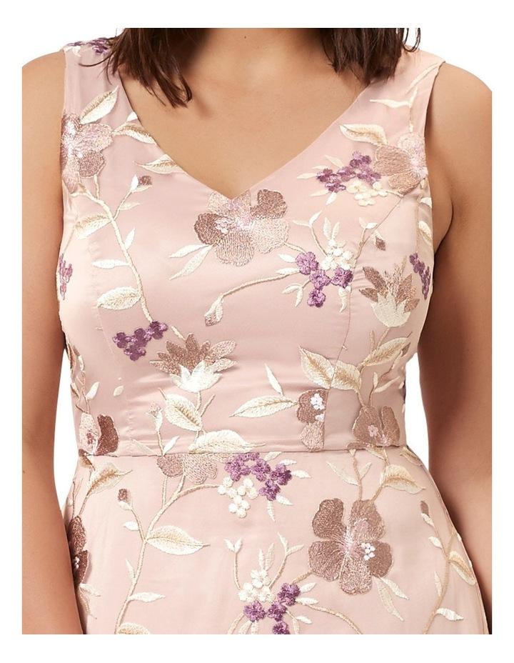 Bella Floral Maxi Dress image 6