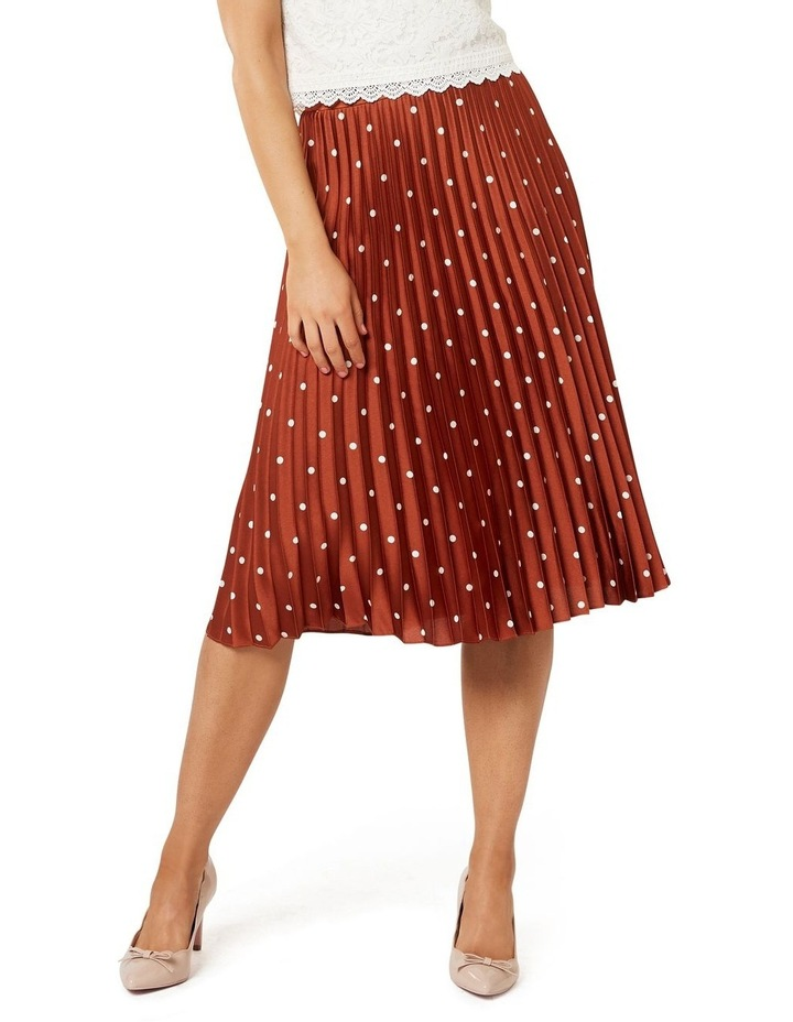 Vivian Spot Skirt image 1