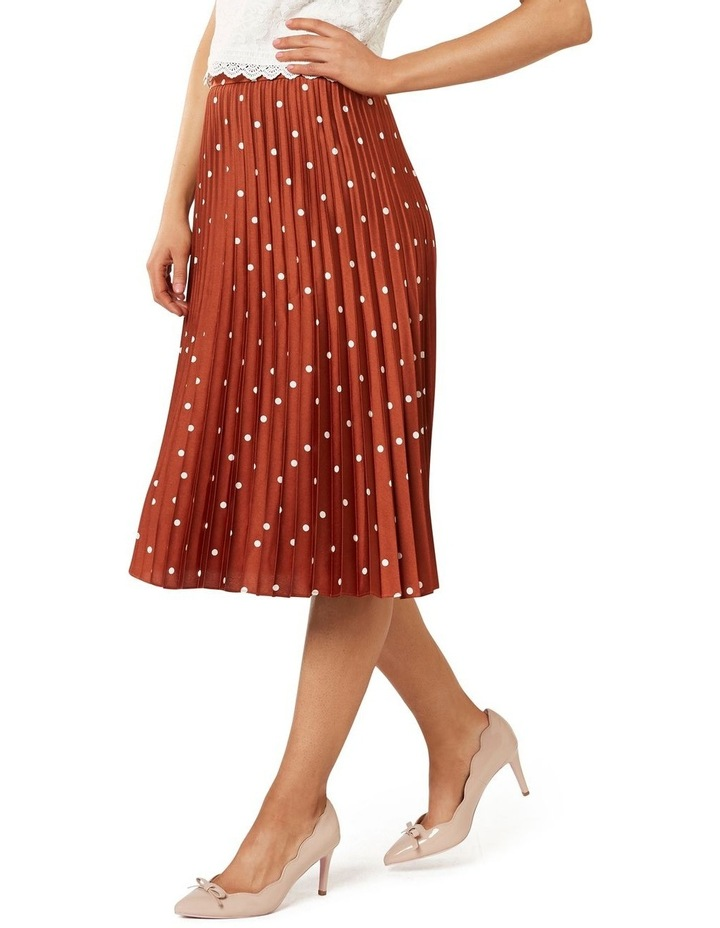 Vivian Spot Skirt image 2