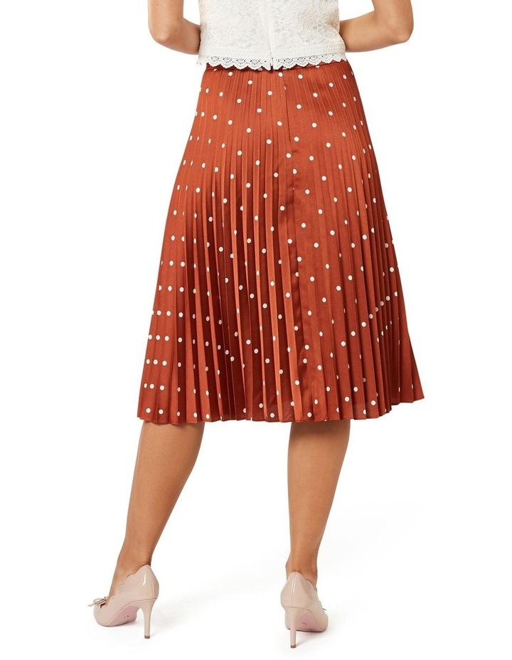 Vivian Spot Skirt image 3