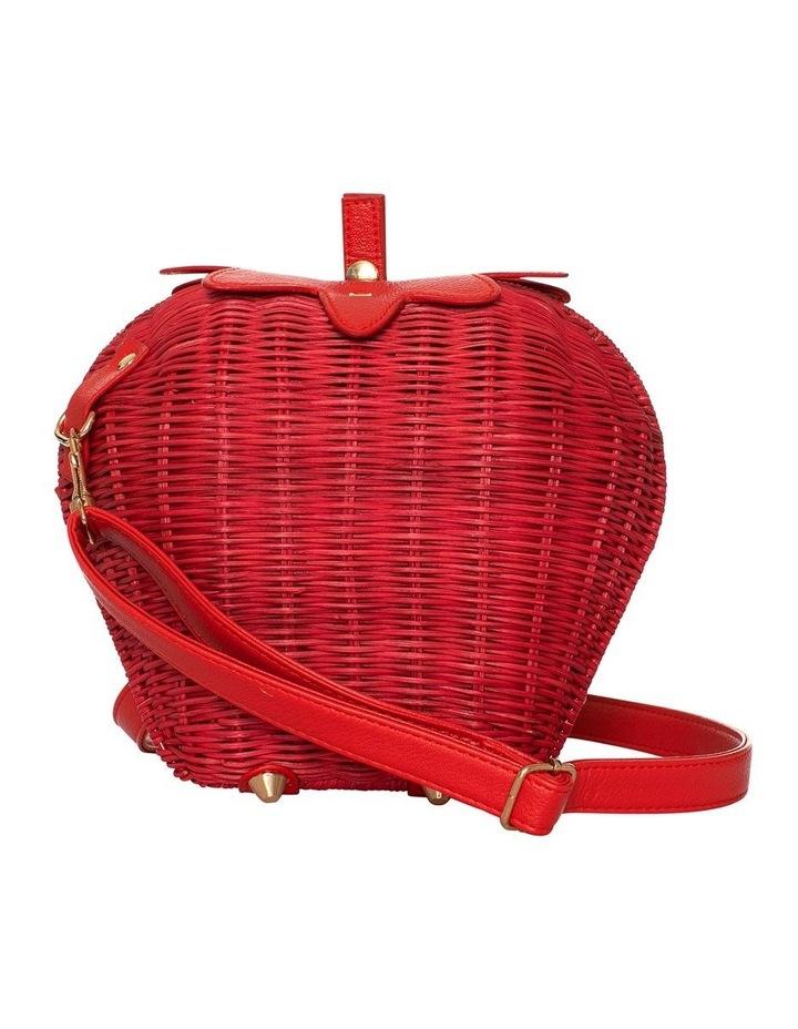 Strawberry Wicker Bag image 1