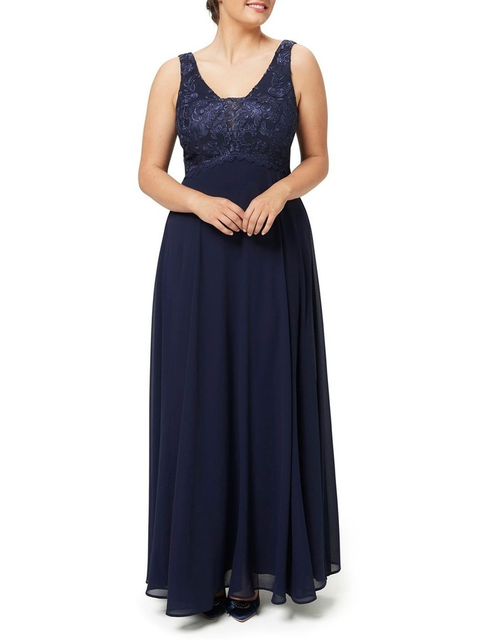 Imperial Maxi Dress image 1