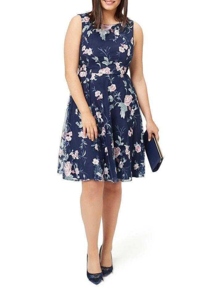 Blue Jasmin Dress image 1