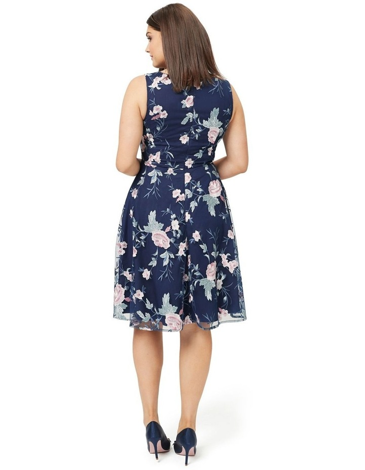 Blue Jasmin Dress image 2