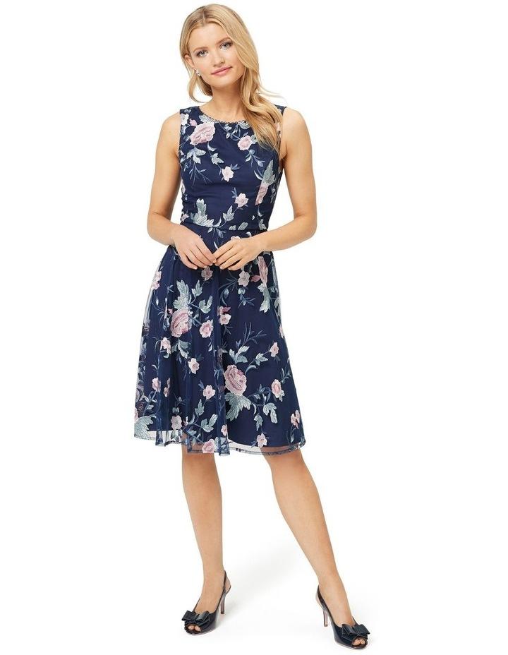 Blue Jasmin Dress image 3