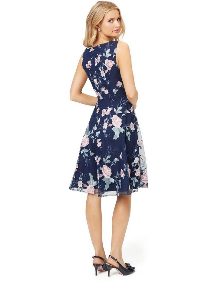 Blue Jasmin Dress image 4
