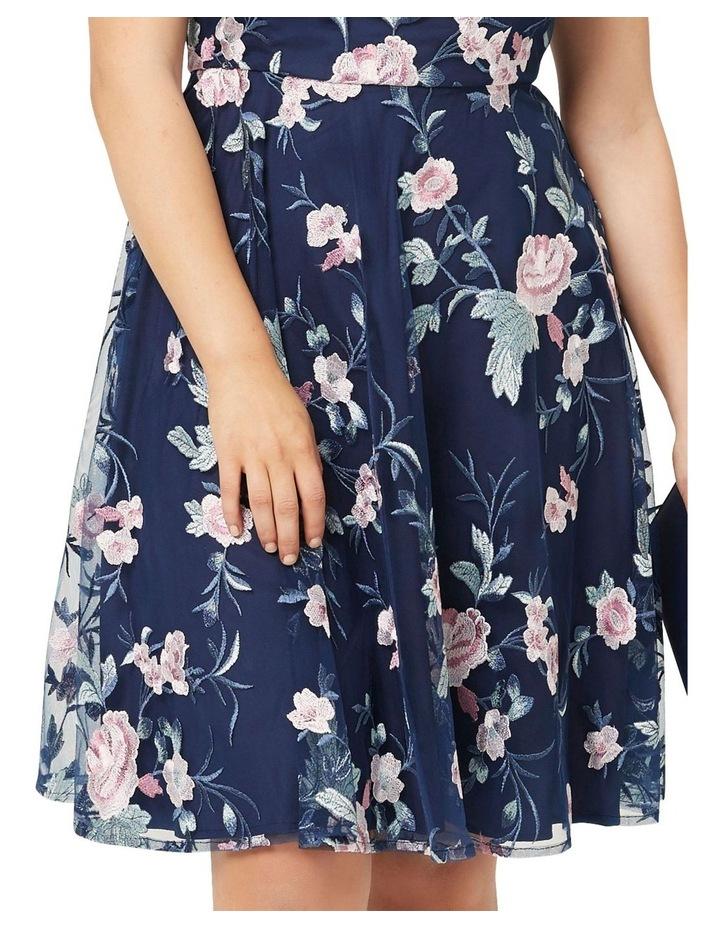 Blue Jasmin Dress image 5