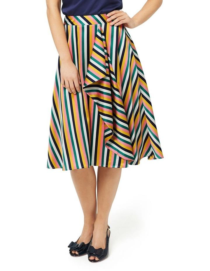 Hey Presto Stripe Skirt image 1