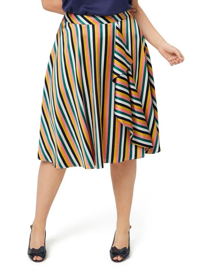 Hey Presto Stripe Skirt image 3
