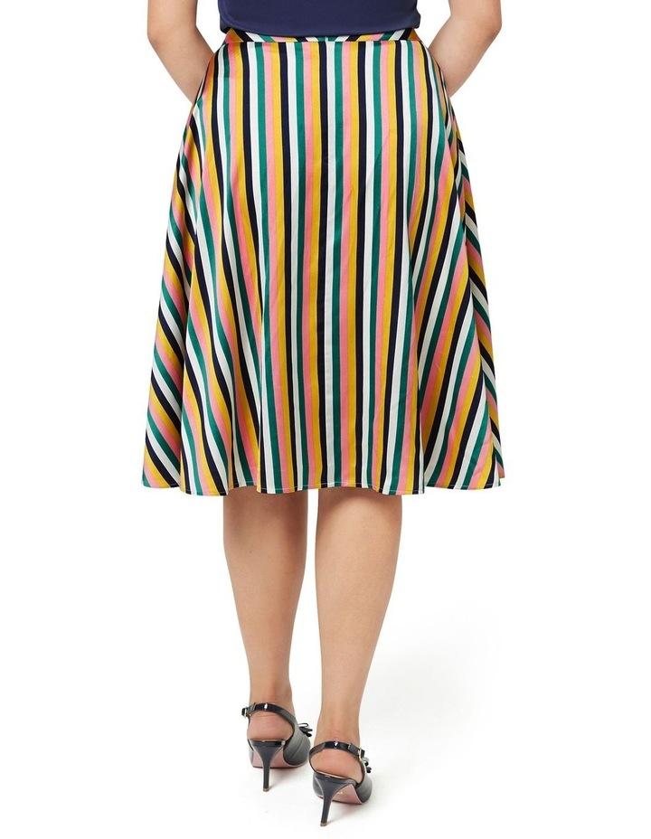Hey Presto Stripe Skirt image 4
