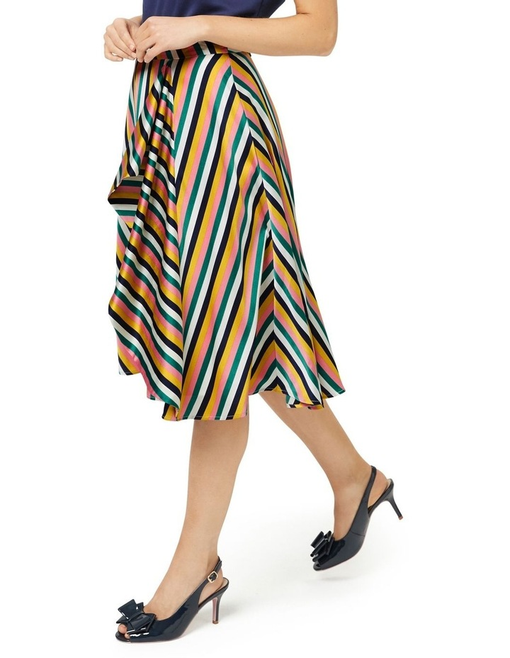 Hey Presto Stripe Skirt image 5