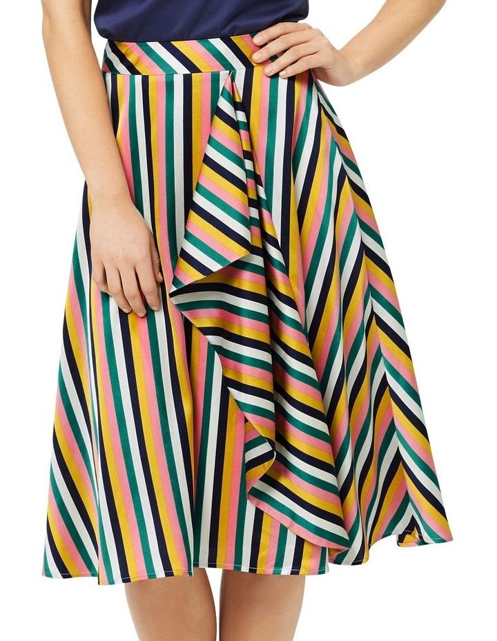 Hey Presto Stripe Skirt image 6