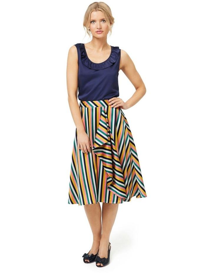 Hey Presto Stripe Skirt image 7
