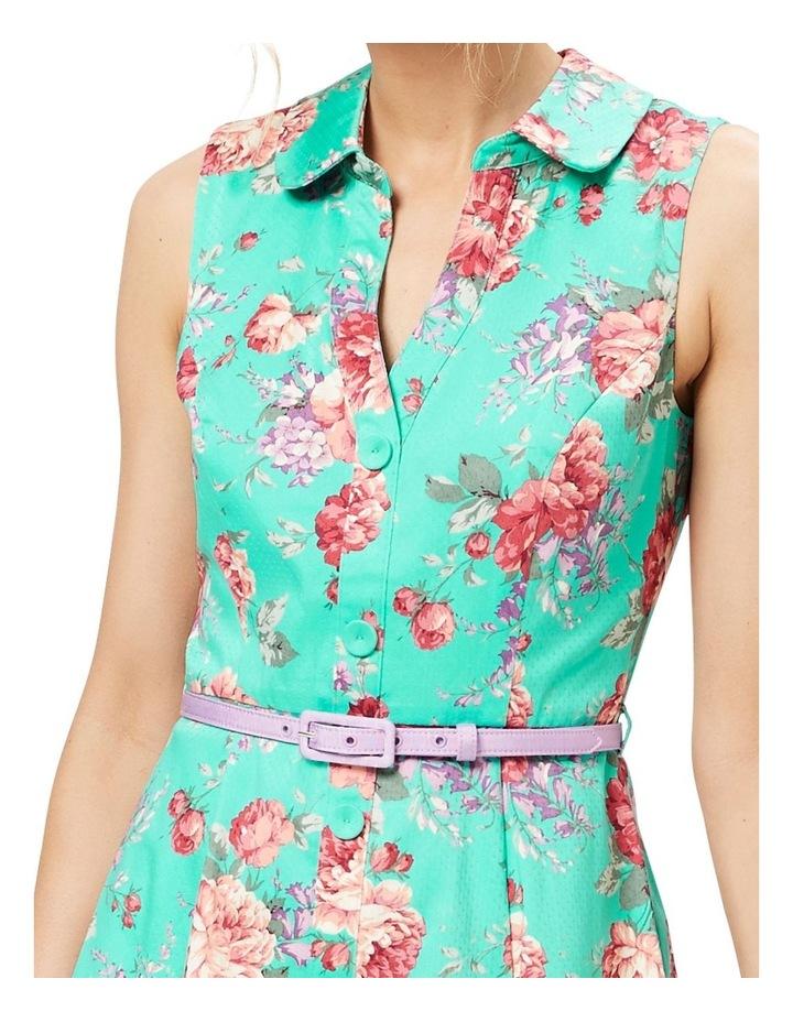 Pompeii Floral Shirtdress image 6