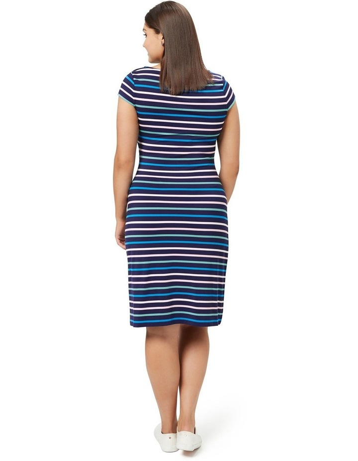 Amalfi Stripe Dress image 2