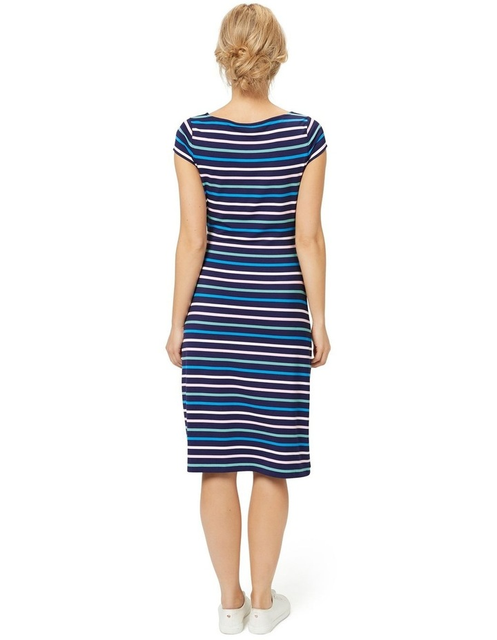 Amalfi Stripe Dress image 4