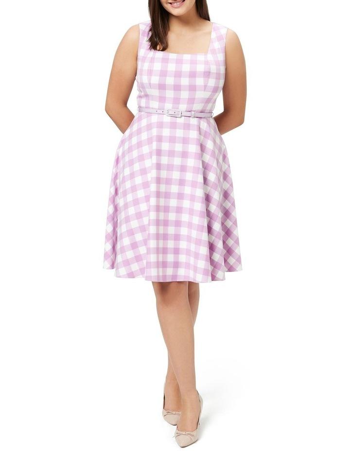 Arabella Check Dress image 1