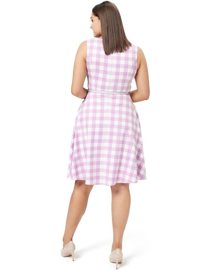 Arabella Check Dress image 2