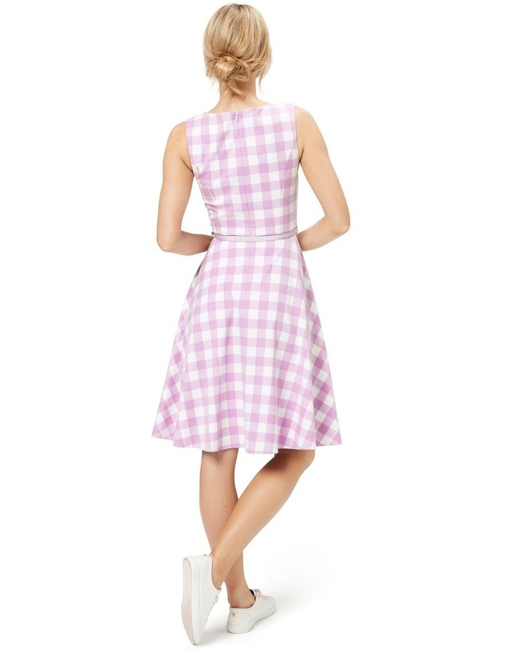 Arabella Check Dress image 4