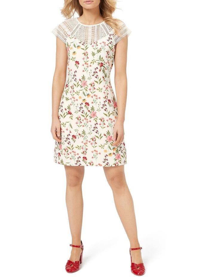 Sunset Floral Dress image 1