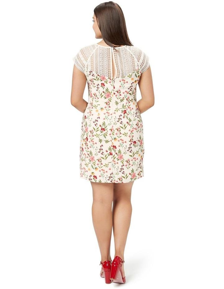 Sunset Floral Dress image 4