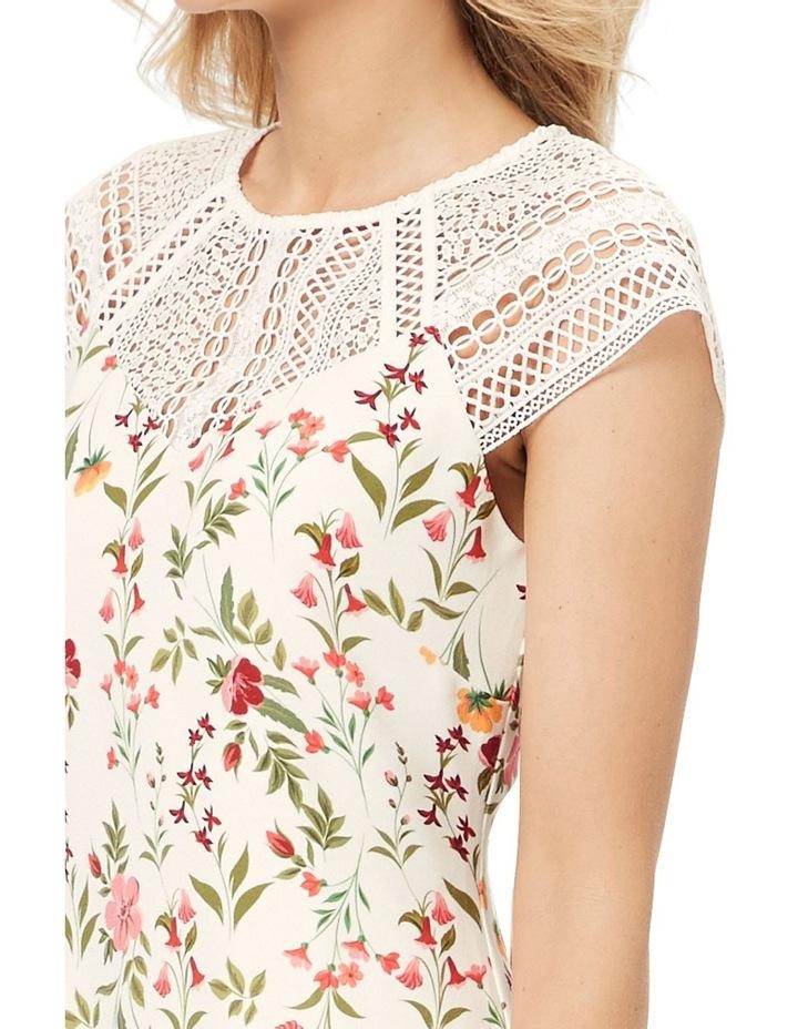 Sunset Floral Dress image 6