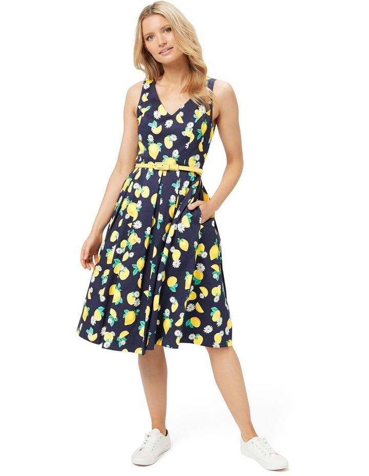 Lemon Squeeze Dress image 3