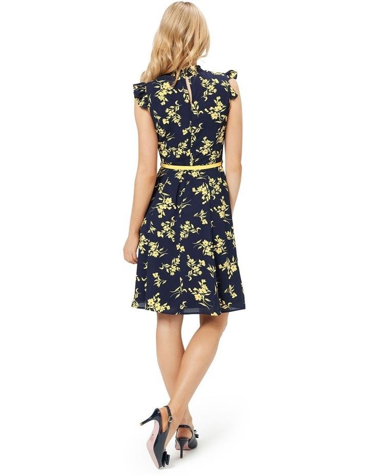 Aster Floral Dress image 2