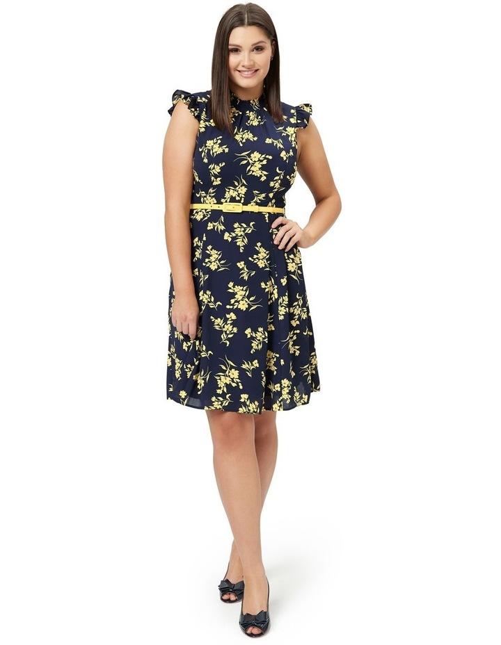 Aster Floral Dress image 3
