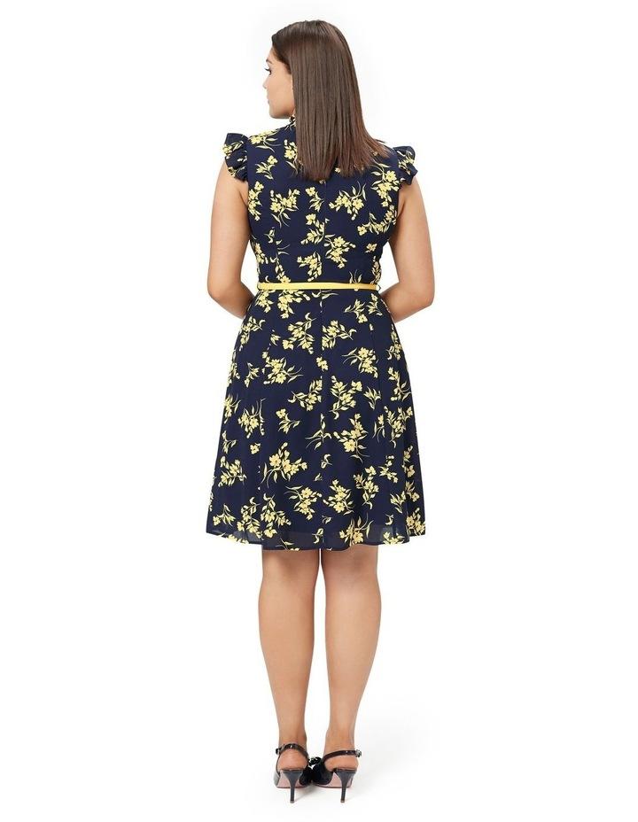 Aster Floral Dress image 4