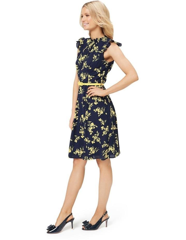 Aster Floral Dress image 5