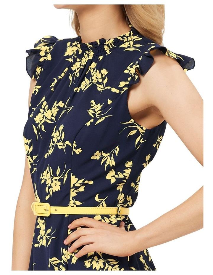 Aster Floral Dress image 6