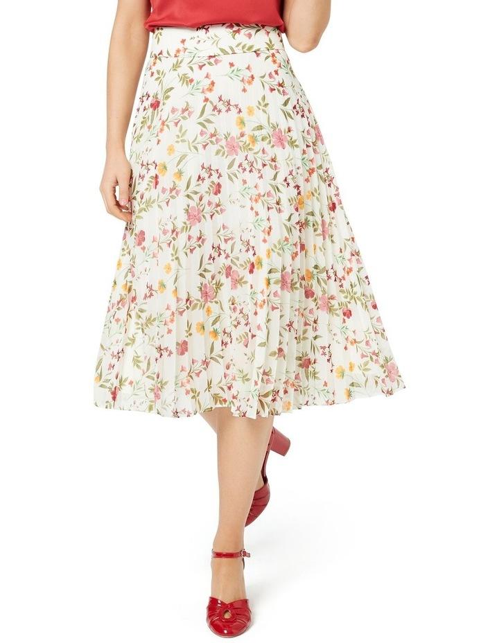 Sunset Floral Skirt image 1