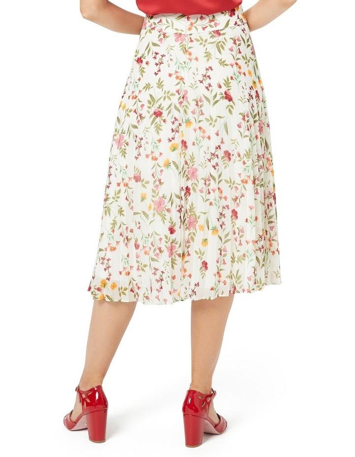 Sunset Floral Skirt image 2
